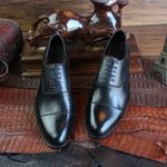 Goodyear Handmade Classic Three Joint Business Shoes
