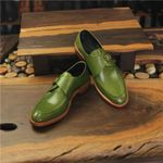 Genuine Leather Leather Sole Business Formal Wear Shoes