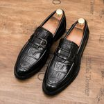 Luxury Classic Tassel Oxfords Dress Shoes