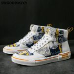High Top Sneakers Hip Hop  Sports Shoes