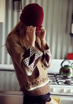 BOHO Geometric Hooded Sweaters