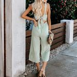 Foridol Casual Backless Romper Jumpsuit