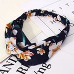 Bohemian Hair Bands Print Headbands Vintage