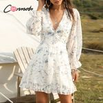 chiffon sexy casual beach dresses
