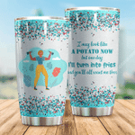Artsyhomes [Tumbler] One Day I'll Turn Into Fries Tumbler 3234