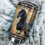 Artsyhomes [Tumbler] Beautiful Horse Stainless Steel-709