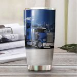 Artsyhomes [Tumbler] I Am A Truck Driver Stainless Steel-919