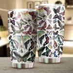 Artsyhomes [Tumbler] Amazing Butterfly Collection Art Stainless Steel-1094