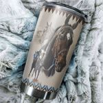 Artsyhomes [Tumbler] Beautiful Horse Stainless Steel-577