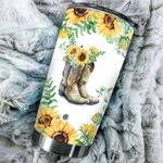 Artsyhomes [Tumbler] Love Country Girl Stainless Steel-825