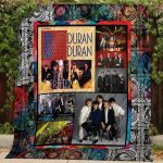 Theartsyhomes Duran Duran #Bjan-1 3D Personalized Customized Quilt Blanket ESR6