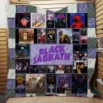 Theartsyhomes Black Sabbath Album Collections 3D Personalized Customized Quilt Blanket ESR35