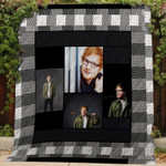 Theartsyhomes Ed Sheeran V3 3D Personalized Customized Quilt Blanket ESR16
