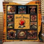 Theartsyhomes Five Finger Death Punch Album Collections 3D Personalized Customized Quilt Blanket ESR13