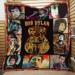 Theartsyhomes Bob Dylan Th367 3D Personalized Customized Quilt Blanket ESR16