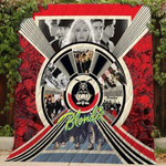 Theartsyhomes Blondie V1 3D Personalized Customized Quilt Blanket ESR17