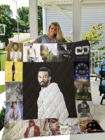 Theartsyhomes Craig David 3D Personalized Customized Quilt Blanket ESR30