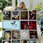 Theartsyhomes Eric Church 3D Personalized Customized Quilt Blanket ESR7