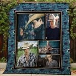 Theartsyhomes Dustin Lynch V2 3D Personalized Customized Quilt Blanket ESR11