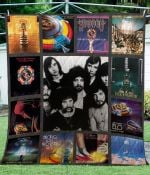 Theartsyhomes Electric Light Orchestra 3D Personalized Customized Quilt Blanket ESR38