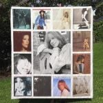 Theartsyhomes Carly Simon 3D Personalized Customized Quilt Blanket ESR45
