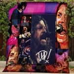 Theartsyhomes Dave Grohl V1 3D Personalized Customized Quilt Blanket ESR27