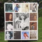 Theartsyhomes Carly Simon 3D Personalized Customized Quilt Blanket ESR44