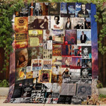 Theartsyhomes Bruce Springsteen V1 3D Personalized Customized Quilt Blanket ESR35