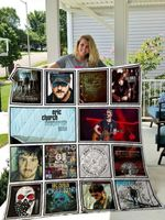 Theartsyhomes Eric Church 3D Personalized Customized Quilt Blanket ESR8