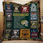 Theartsyhomes Book N2707 82o05 3D Personalized Customized Quilt Blanket ESR46