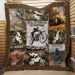 Theartsyhomes Dirt Bikes J1401 83o31 3D Personalized Customized Quilt Blanket ESR34