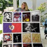 Theartsyhomes Dave Matthews Band 3D Personalized Customized Quilt Blanket ESR29
