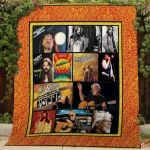 Theartsyhomes Bob Seger #Bjan-1 3D Personalized Customized Quilt Blanket ESR26