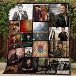 Theartsyhomes Chris Young #Bjan-2 3D Personalized Customized Quilt Blanket ESR36