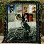 Theartsyhomes Elvis Presley #Bjan-1 3D Personalized Customized Quilt Blanket ESR40