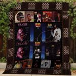 Theartsyhomes Elvis Presley #Bjan-2 3D Personalized Customized Quilt Blanket ESR41