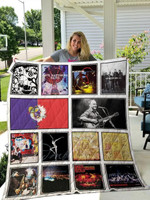 Theartsyhomes Dave Matthews Band 3D Personalized Customized Quilt Blanket ESR30