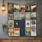 Theartsyhomes Charles Dickens 3D Personalized Customized Quilt Blanket ESR5