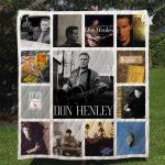 Theartsyhomes Don Henley 3D Personalized Customized Quilt Blanket ESR33