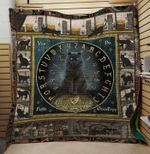 Theartsyhomes Cat yes 3D Personalized Customized Quilt Blanket ESR24