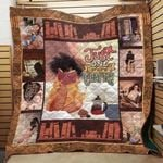 Theartsyhomes Book Writer Chapter 3D Personalized Customized Quilt Blanket ESR34