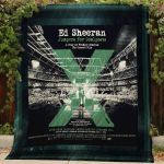 Theartsyhomes Ed Sheeran #Bjan-8 3D Personalized Customized Quilt Blanket ESR4