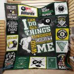 Theartsyhomes Billiards M0704 85o38 3D Personalized Customized Quilt Blanket ESR2