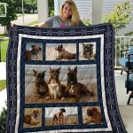 Theartsyhomes Boxer Qui7007 3D Personalized Customized Quilt Blanket ESR15