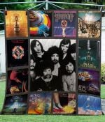 Theartsyhomes Electric Light Orchestra 3D Personalized Customized Quilt Blanket ESR39