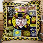 Theartsyhomes Book D1101 83o06 3D Personalized Customized Quilt Blanket ESR18