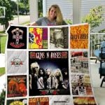 Theartsyhomes Bob Seger (For Wendy) 3D Personalized Customized Quilt Blanket ESR25