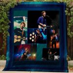 Theartsyhomes Ed Sheeran #Bjan-2 3D Personalized Customized Quilt Blanket ESR8