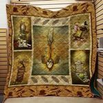 Theartsyhomes Book D1101 84o33 3D Personalized Customized Quilt Blanket ESR37