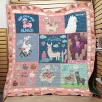 Theartsyhomes Elephant F1302 82o34 3D Personalized Customized Quilt Blanket ESR36